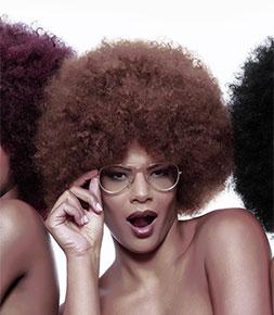 Produits/marchés Murielle Kabile : pour l'amour de l'afro